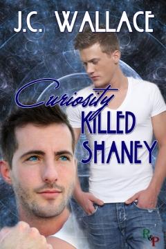 CuriosityKilledShaney cover