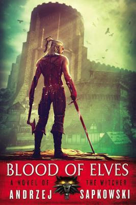 Blood of Elves cover