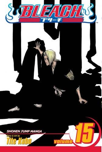 Bleach, Vol 15 cover